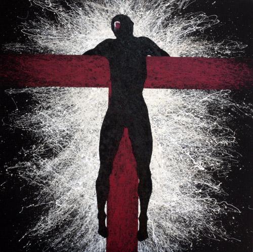 jesus kreuz modern